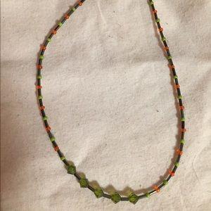 Emily Ray choker necklace